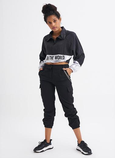 Quzu Pantolon Siyah